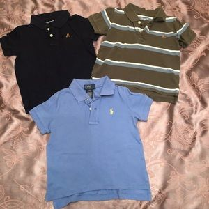 Bundle Of 3 Toddler Boys Shirt